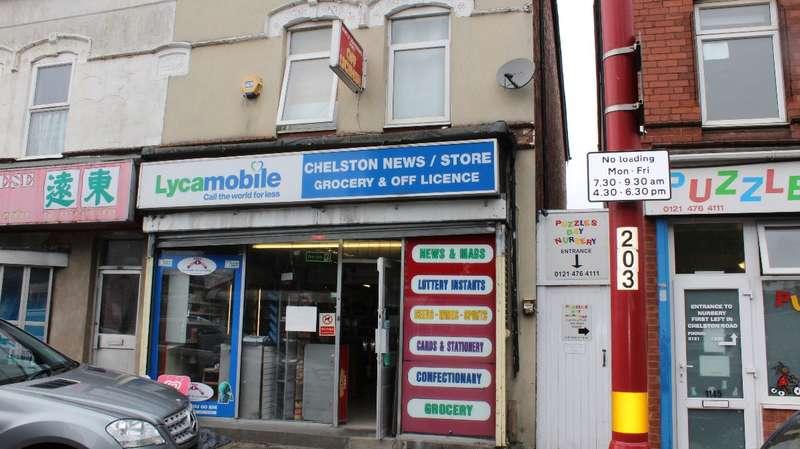 Shop Commercial for sale in Bristol Road South, Birmingham, B31
