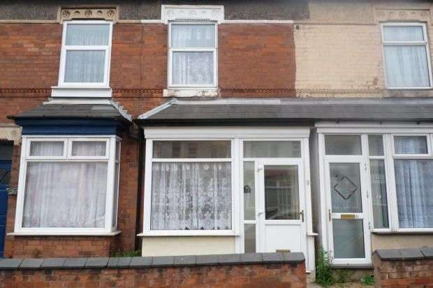 3 Bedrooms Terraced House for sale in ROMA ROAD