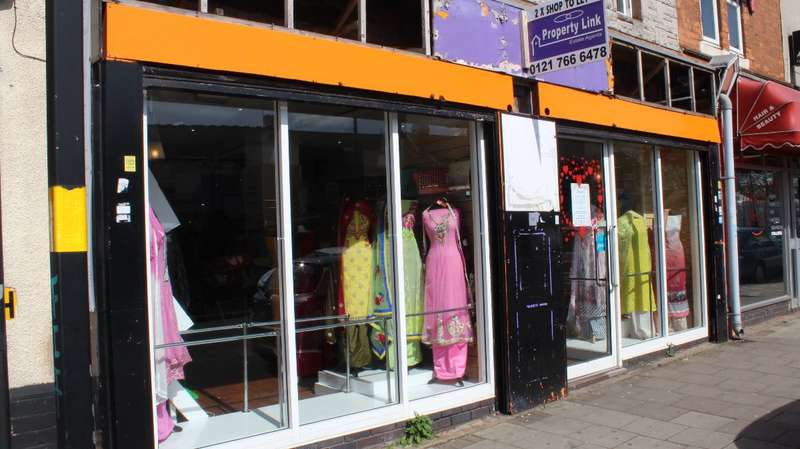 Shop Commercial for rent in Green Lane, Birmingham, B9