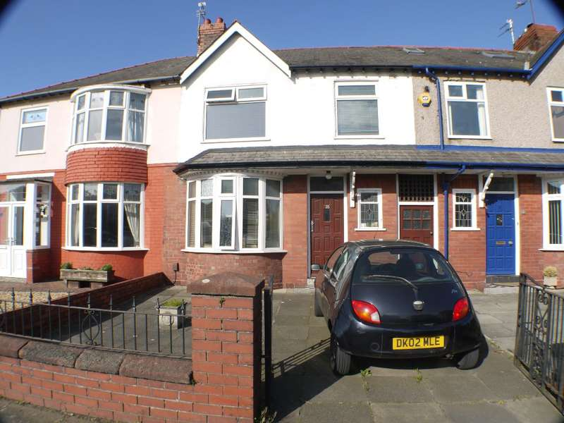 3 Bedrooms Terraced House for rent in Melbreck Road, Allerton, Liverpool, L18