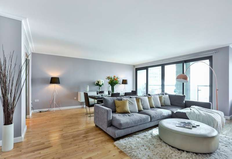 3 Bedrooms Flat for rent in SHORT LET, Discovery Dock East, Canary Wharf, E14