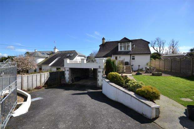 3 Bedrooms Detached House for sale in Plaidy, Looe, Cornwall