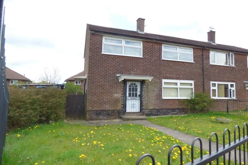3 Bedrooms Semi Detached House for sale in Brodick Road, Blackburn, BB1