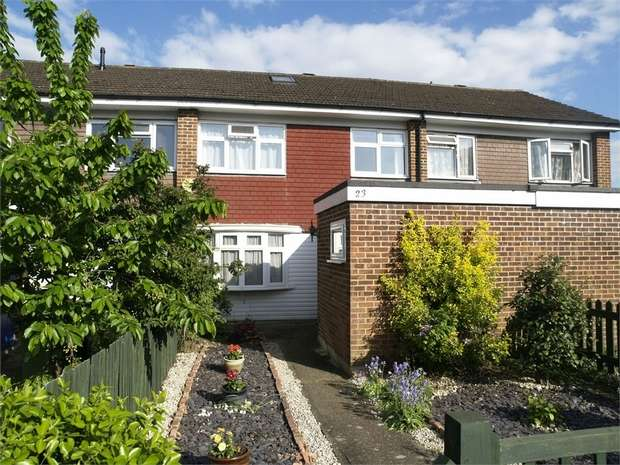4 Bedrooms Terraced House for sale in Ormonde Avenue, Epsom