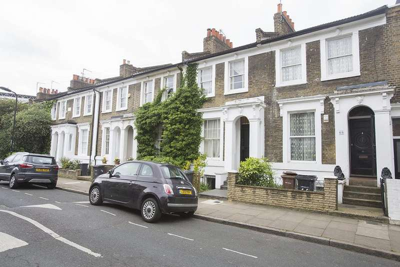 4 Bedrooms House for sale in Mapledene Road, Hackney, London E8