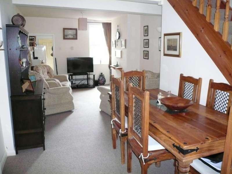 2 Bedrooms Terraced House for sale in Post Office Row, Ennerdale Bridge