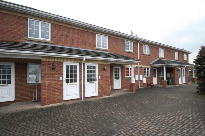 2 Bedrooms Apartment Flat for sale in 1-8 JIN WHIN COURT, CASTLEFORD, WF10 1PQ