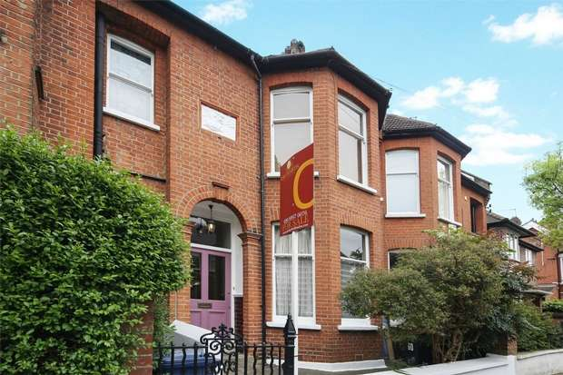 5 Bedrooms Terraced House for sale in Grafton Road, Acton