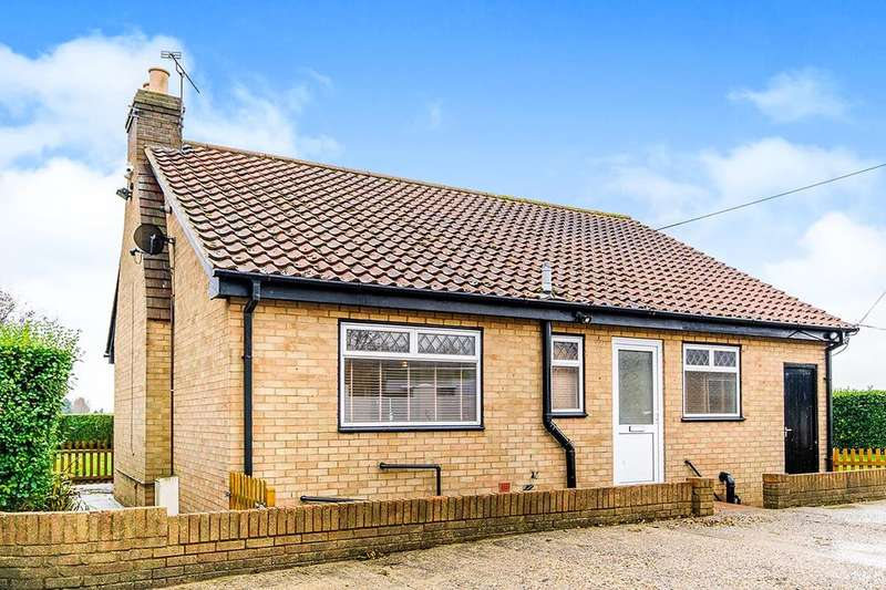 3 Bedrooms Detached Bungalow for sale in Wood Farm Cottage Manston Road, Manston, Ramsgate, CT12