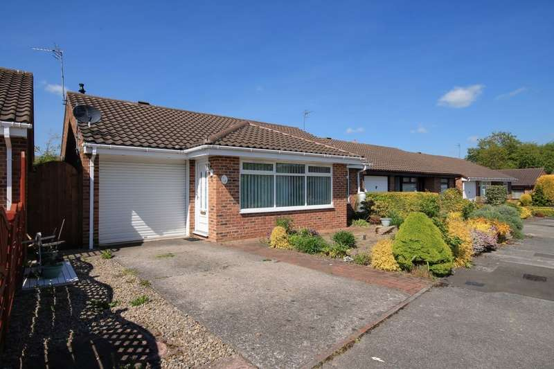 2 Bedrooms Detached Bungalow for sale in Orchard Close, West Pelton, DH9