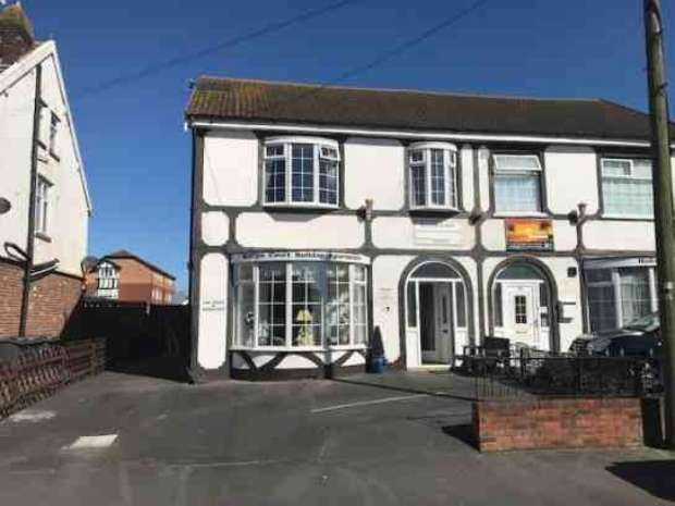 Flat for sale in Beach Road Cleveleys