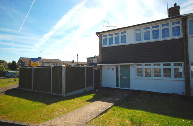 3 Bedrooms Semi Detached House for sale in Granger Avenue, Maldon, CM9