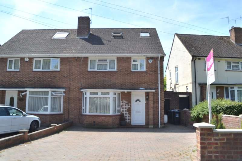 4 Bedrooms Semi Detached House for sale in Horseshoe Lane , Garston Watford