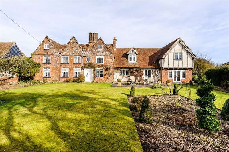 5 Bedrooms Unique Property for sale in Cottered, Hertfordshire, SG9