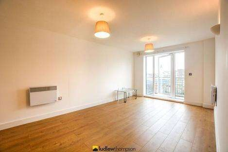 2 Bedrooms Flat for sale in Granite Apartments, 39 Windmill Lane, London E15