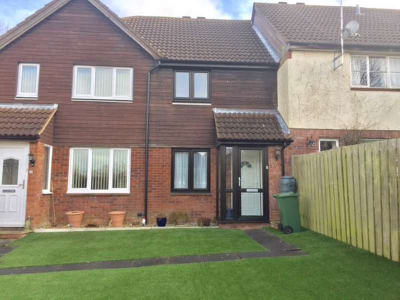 2 Bedrooms Terraced House for sale in Ormsgill Court, Heelands