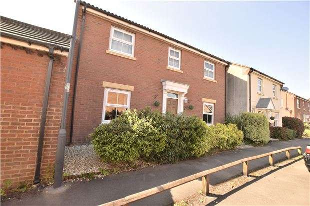 4 Bedrooms Detached House for sale in Cloverdale Drive, Longwell Green, BS30 9XZ