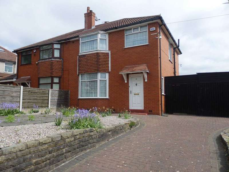3 Bedrooms Semi Detached House for sale in Westwood Road, Heaton