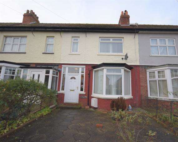 3 Bedrooms Terraced House for sale in Scalby Road, Scarborough, North Yorkshire, YO12 6ED