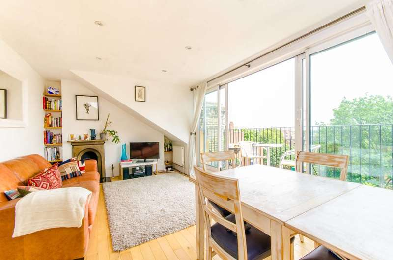 2 Bedrooms Flat for sale in Highbury New Park, Islington, N5