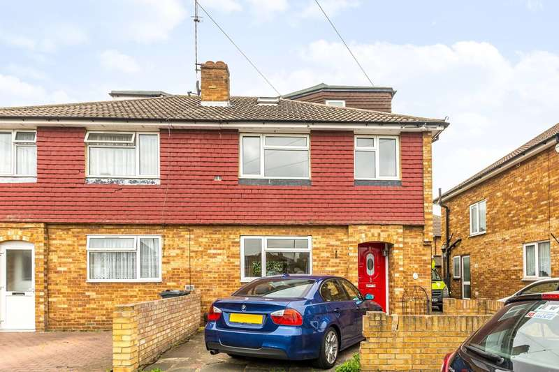 4 Bedrooms House for sale in The Gardens, Bedfont, TW14