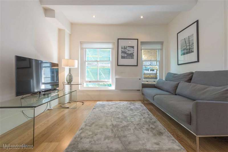 1 Bedroom Property for sale in 59 Rupert Street, Soho, London, W1D
