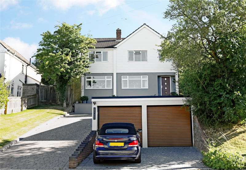 4 Bedrooms Detached House for sale in Nags Head Lane, Great Missenden, Buckinghamshire, HP16