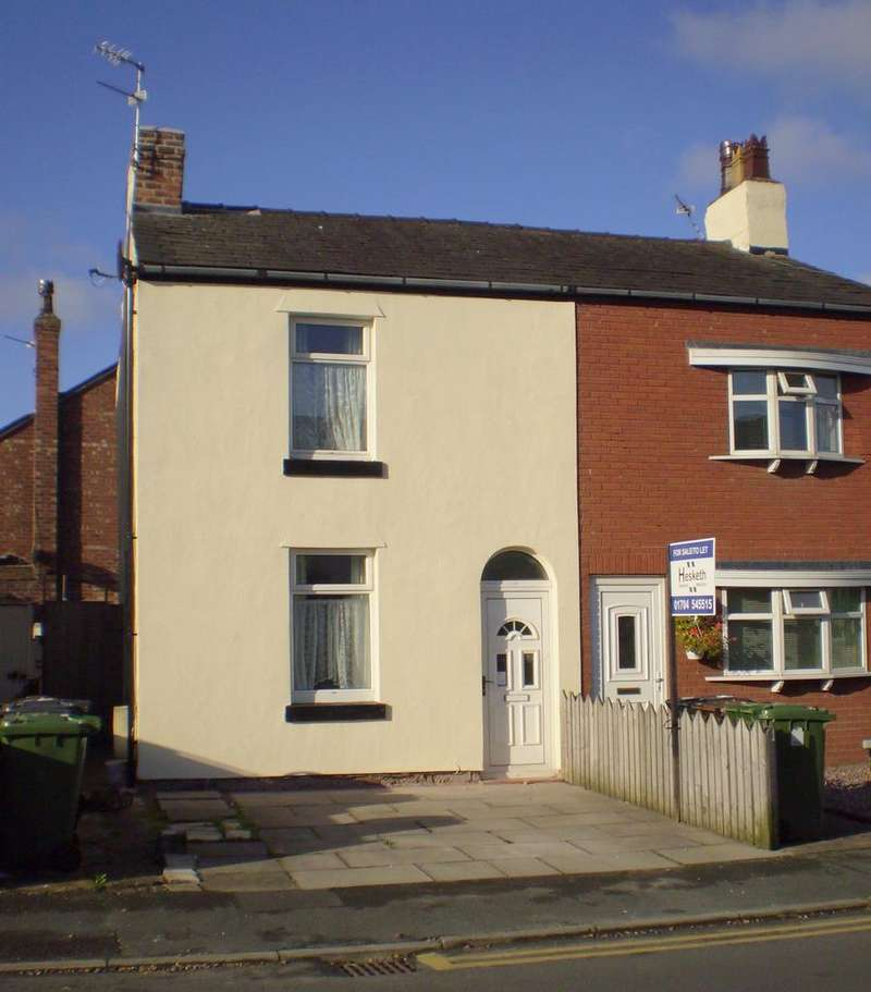 2 Bedrooms Semi Detached House for sale in Banastre Road, Southport PR8