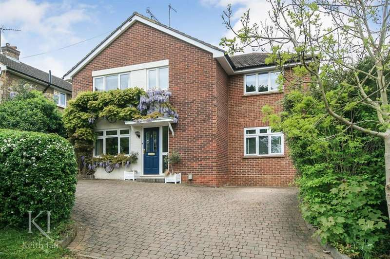 4 Bedrooms Detached House for sale in Myddleton Road, Ware