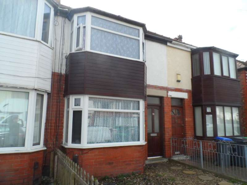 2 Bedrooms Terraced House for sale in Southbank Avenue, Blackpool, FY4 5BU
