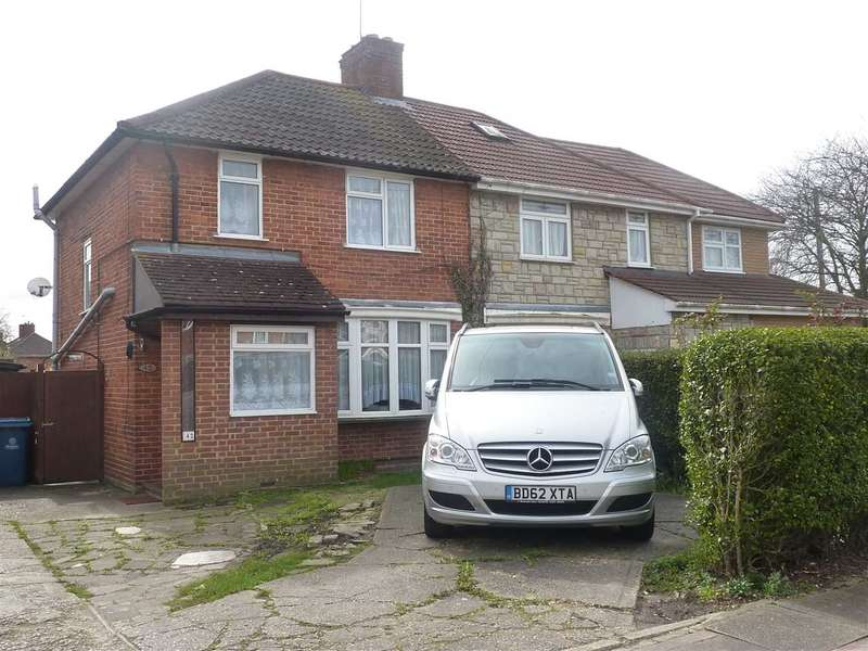 3 Bedrooms Semi Detached House for sale in Cody Close, Harrow