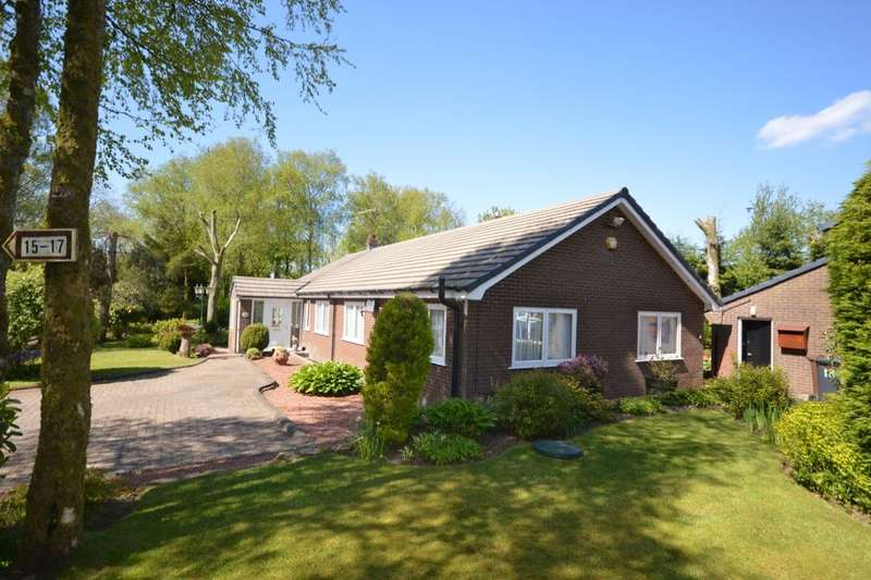4 Bedrooms Detached Bungalow for sale in Rheda Park, FRIZINGTON, CA26
