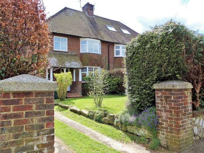 4 Bedrooms Semi Detached House for sale in Newlands Road, Crawley, West Sussex, RH11