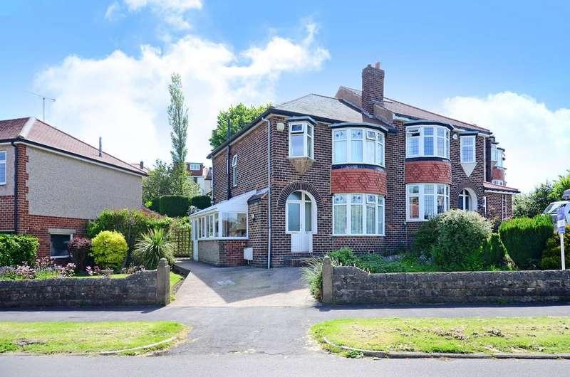 3 Bedrooms Semi Detached House for sale in Marsh Lane, Crosspool