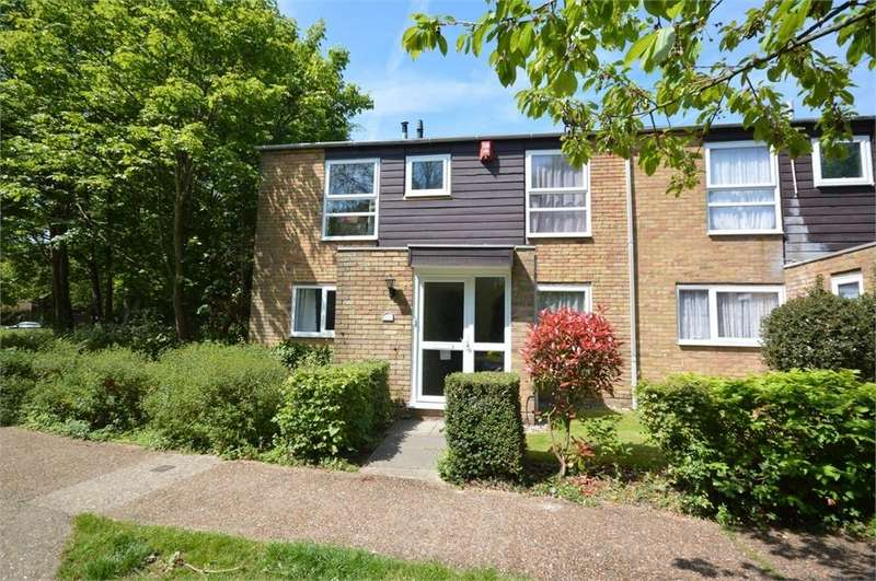 3 Bedrooms End Of Terrace House for sale in Foxbury, New Ash Green