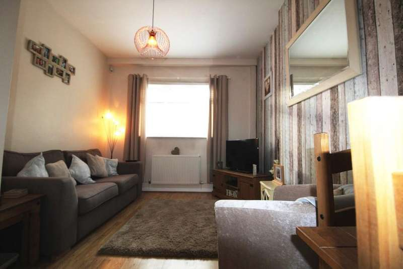 1 Bedroom Apartment Flat for sale in Pomeroy Street, Cardiff Bay