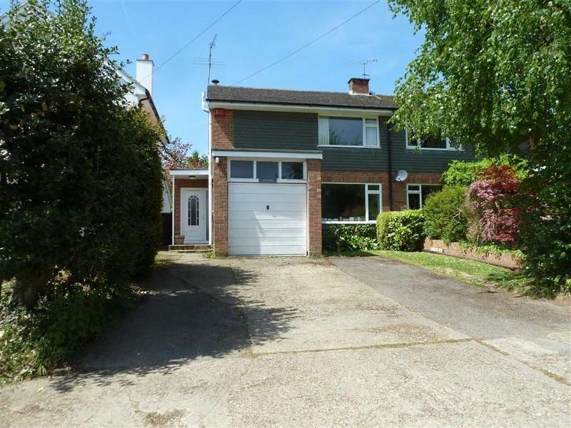 3 Bedrooms Semi Detached House for sale in Tokers Green Lane, Tokers Green, Tokers Green Reading