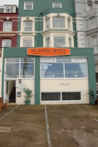 15 Bedrooms Hotel Gust House for sale in North Promenade North Shore Blackpool