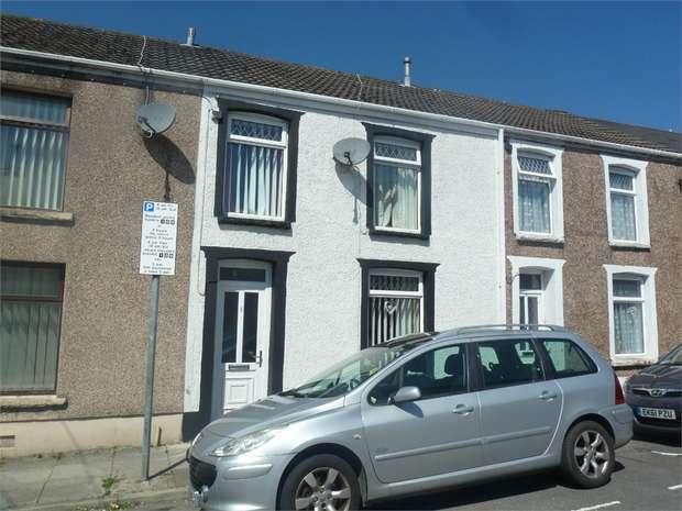3 Bedrooms Terraced House for sale in Meadow Street, Maesteg, Maesteg, Mid Glamorgan