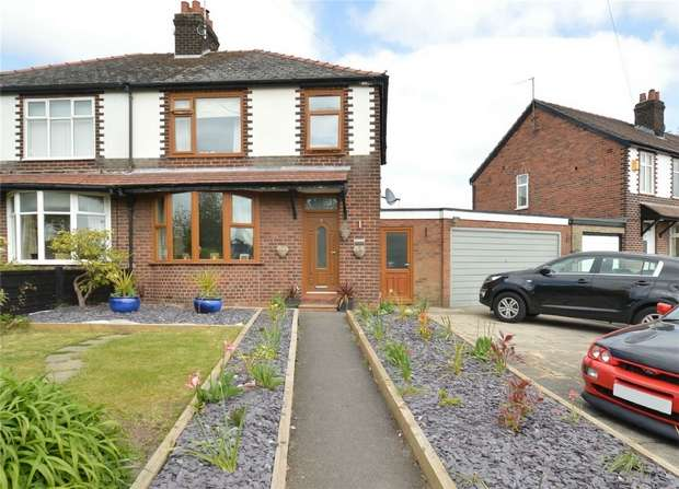 3 Bedrooms Semi Detached House for sale in Thornton Avenue, Macclesfield, Cheshire