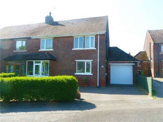 2 Bedrooms Semi Detached House for sale in Stow Road, Scunthorpe, Lincolnshire