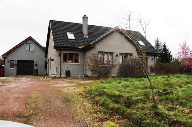 6 Bedrooms Detached House for sale in Marybank, Marybank, Muir of Ord, Highland