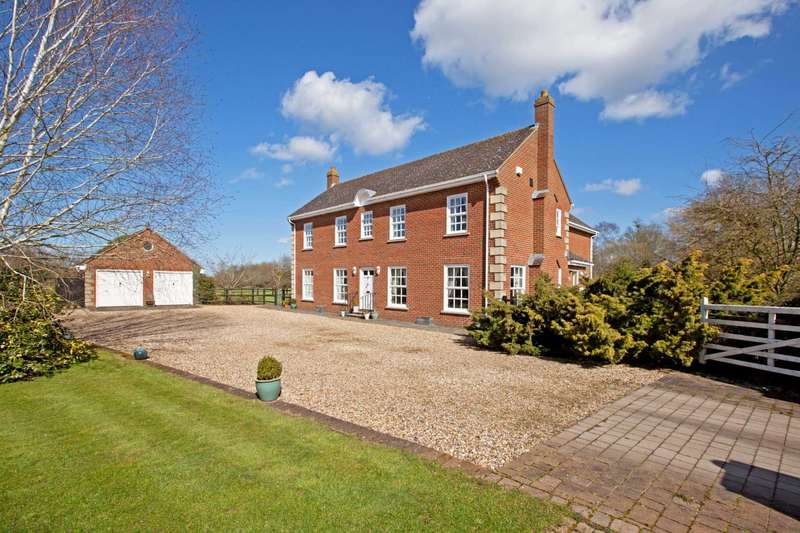 5 Bedrooms Detached House for sale in Manor Farm, Leighton Road, Wingrave