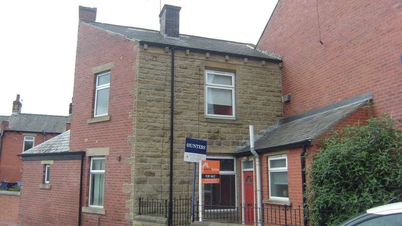 3 Bedrooms Terraced House for sale in Thornville Terrace, Dewsbury