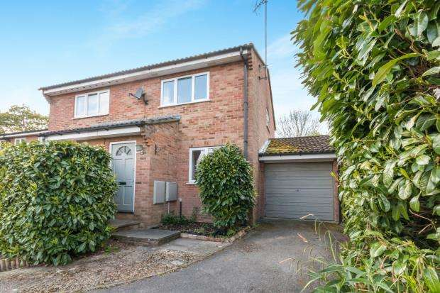 2 Bedrooms Semi Detached House for sale in Hook, Hampshire