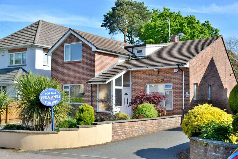 5 Bedrooms Detached House for sale in Lower Parkstone, Poole