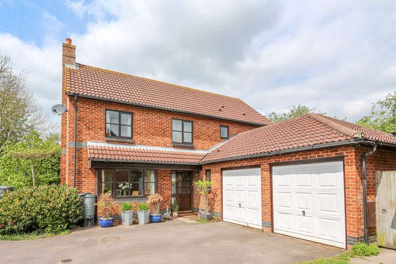 4 Bedrooms Detached House for sale in Howbery Farm, Crowmarsh Gifford
