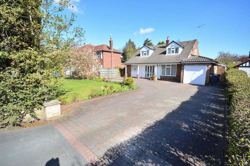 5 Bedrooms Detached House for sale in ACK LANE EAST, Bramhall