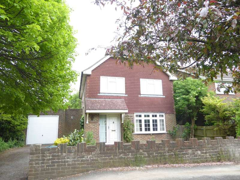 4 Bedrooms Detached House for sale in Ferrers Road, Lewes