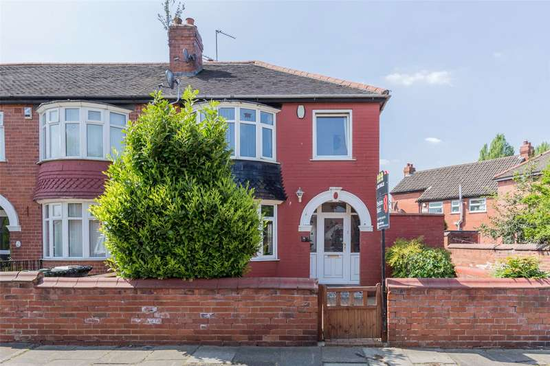 3 Bedrooms End Of Terrace House for sale in Westfield Road, Doncaster, DN4